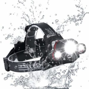Best waterproof head torch & head torches