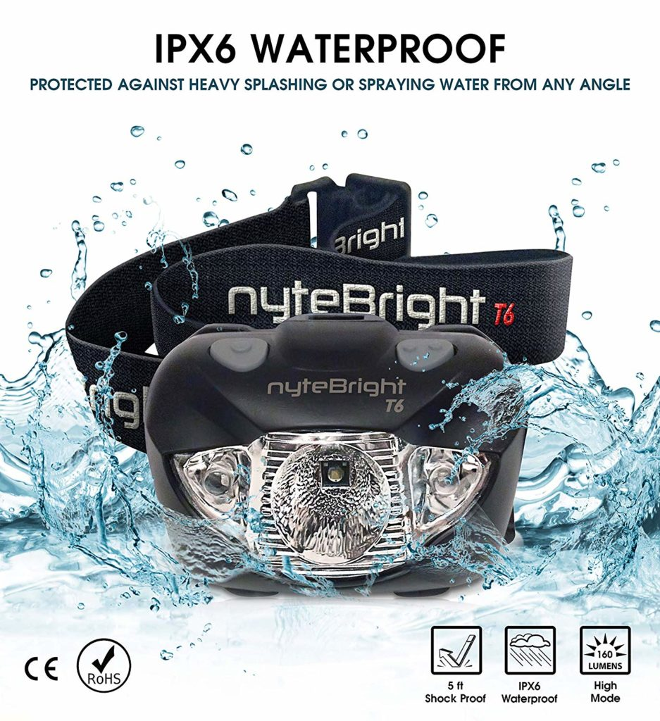 waterproof, Best Waterproof Head Torches, Best Head Torch