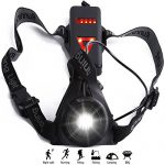 OMERIL LED Lightweight Head Torch, for Running Walking Camping Fishing, Car Repair, Best Head Torch