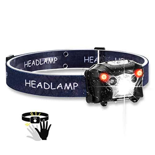41CzFwAtkL - USB Rechargeable LED Head Torch, Super Bright LED Headlamps