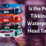 Is the Petzl Tikkina a Waterproof Head Torch?