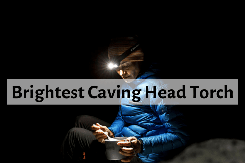 Brightest Caving Head Torch