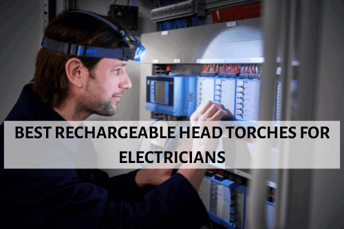 Electrician Head Torch