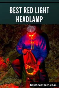 best RED LIGHT headlamp