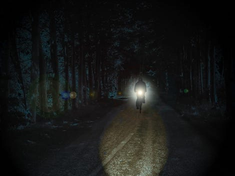 bike lights for night riding