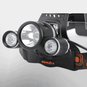Boruit LED Head Torch Headlamp - Best Head Torch for Kayaking, 5 Great Headlamp Choices