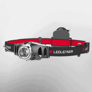 Ledlenser SEO5 RD LED Head Torch - Best Head Torch for Kayaking, 5 Great Headlamp Choices