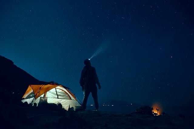 Best Head Torches for Wild Camping